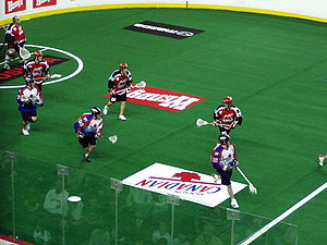 Lacrosse Indoor